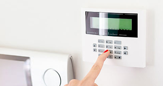 Intruder Alarm Systems Cornwall